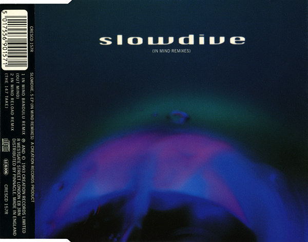 Slowdive, In Mind Remixes