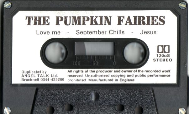 Rachel Goswell, Neil Halstead, The Pumpkin Fairies
